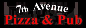 Pizza Międzyzdroje – 7 avenue Logo